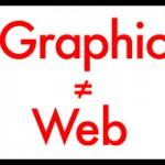 グラフィックデザインとWebデザインの違い